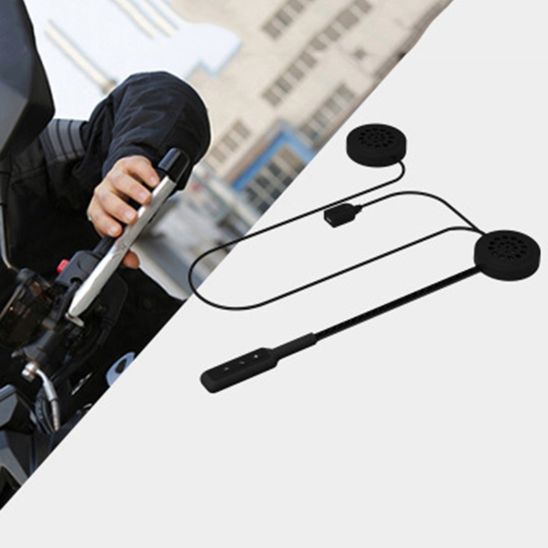 Motorcycle Helmet Headset Bluetooth Wireless Helmet Handsfree Speakers Music Headphones For Bluetooth Moto MP3 GPS Phone