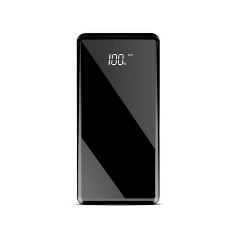 Cargador de batería externa portátil 4USB de 80000mah con pantalla Digital LED para IPhone Samsung Xiaomi