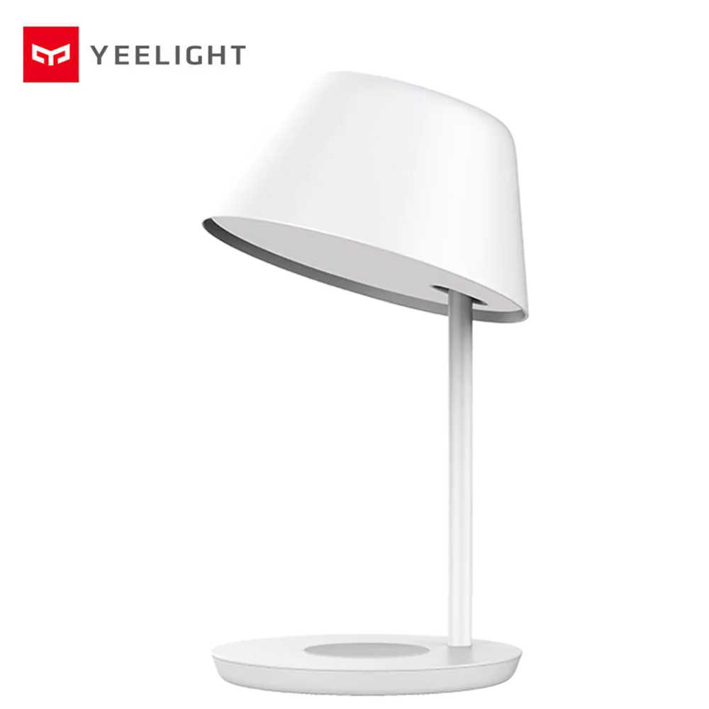 Xiaomi Yeelight Led Tafellamp Pro Smart Bureaulamp Wifi Touch Dimbare Ondersteuning Draadloze Opladen App Homekit Controle