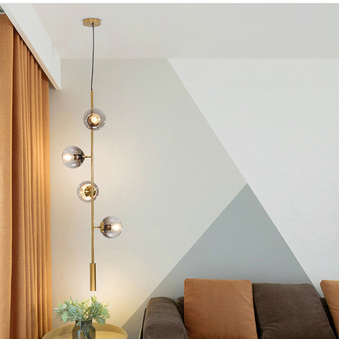 nordic designer ouro preto luxo luzes