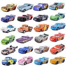 Jouet Cars 3 2 Disney Pixar pour enfants, en alliage métallique moulé, Jackson Storm Cruze, haute qualité, dessin animé, cadeau d'anniversaire