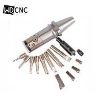 Système d'alésage fin ensembles d'outils d'alésage de BT40-HBOR63 CNC gamme d'alésage 6-150mm