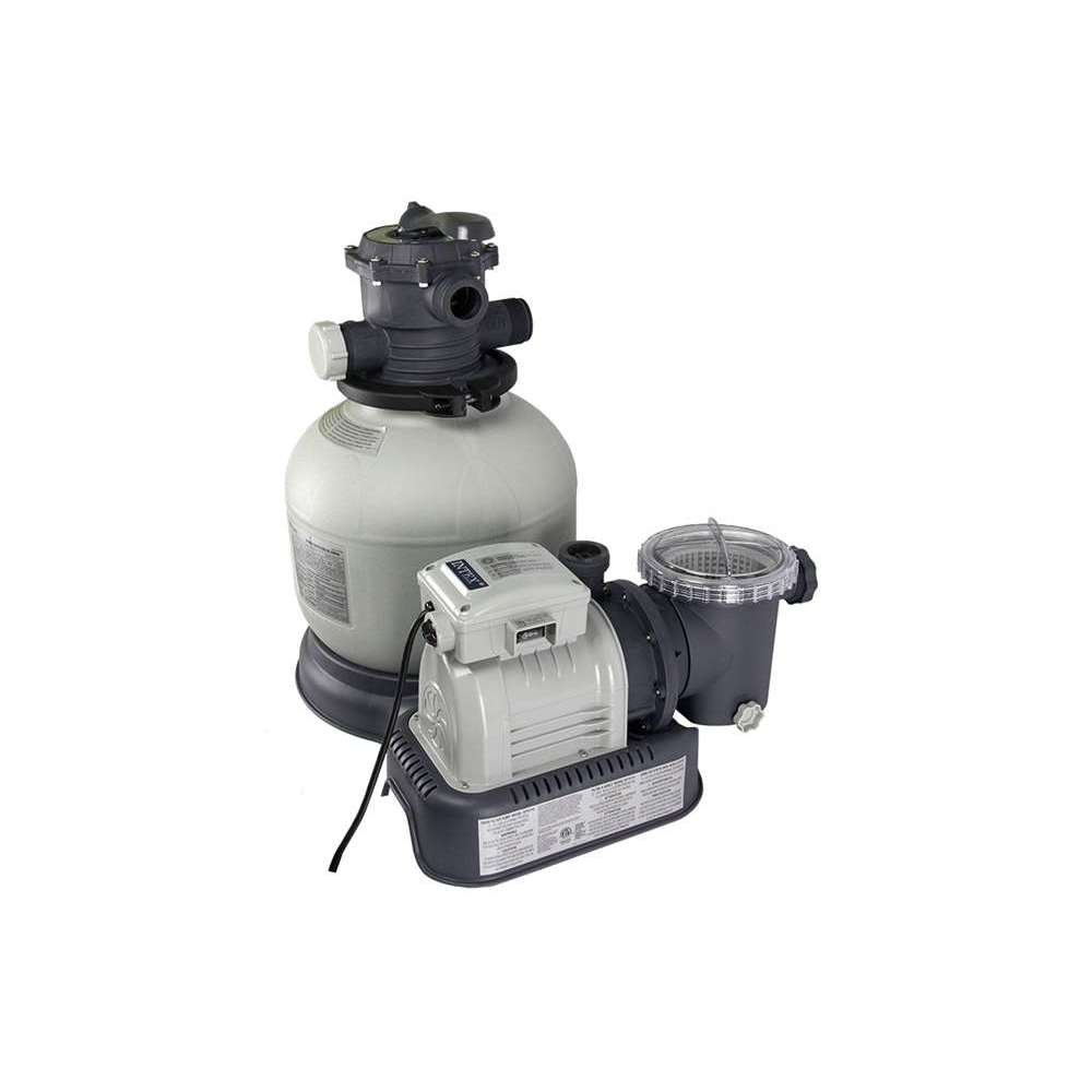 Sand filter pump, 220-240в, 6000л/H, Intex, item No. 26646