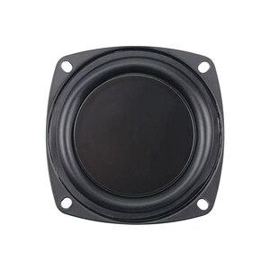 Image 5 - Nouveau 2 pièces 3 pouces 78MM basse radiateur haut parleur passif pour 2 5 pouces maison Bluetooth haut parleurs auxiliaire basse fréquence en caoutchouc bricolage