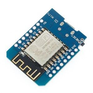Image 3 - 10 Chiếc D1 Mini Mini NodeMcu 4M Byte Lua WIFI Của Sự Vật Ban Phát Triển Dựa ESP8266 WeMos