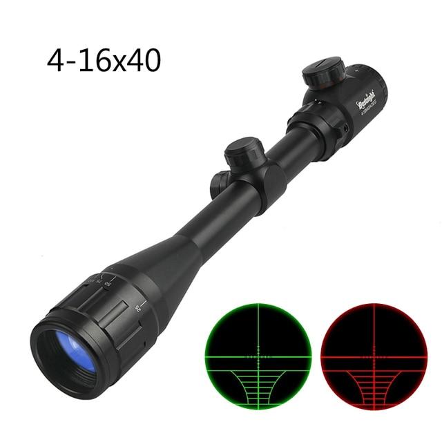 Bestsight 3-9x40 Hunting Scopes 4-16x40 Optics Rifle Scopes 6-24x50 Tactical Riflescope Airsoft Air Guns Sniper Rifle Scope 2