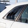 Для Audi A3 Sportback авто боковое окно вентиляционное отверстие впускное украшение планки 2014 ~ 2017