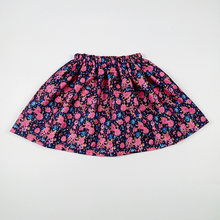 cheap 2019 printed flower children baby girl summer tutu skirts fashion princess short skirt pettiskirt kids clothes USA Vestido(China)