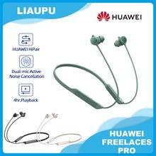 Huawei FreeLace Pro Drahtlose Kopfhörer, Echte Dual-Mic Aktiven Geräuschunterdrückung Bluetooth In-Ohr Kopfhörer, 24 stunden