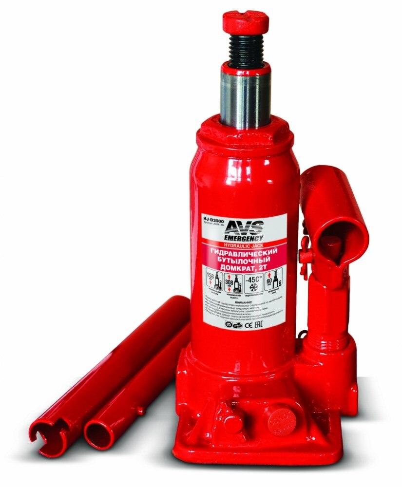 Hydraulic Jack AVS HJ-B2000, 2, 158-308mm.