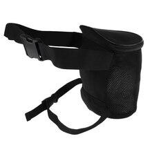 Сверхмощная сетчатая поясная сумка для подводного плавания и Сноркелинга, сумка для переноски, держатель для хранения для подводного пляжа