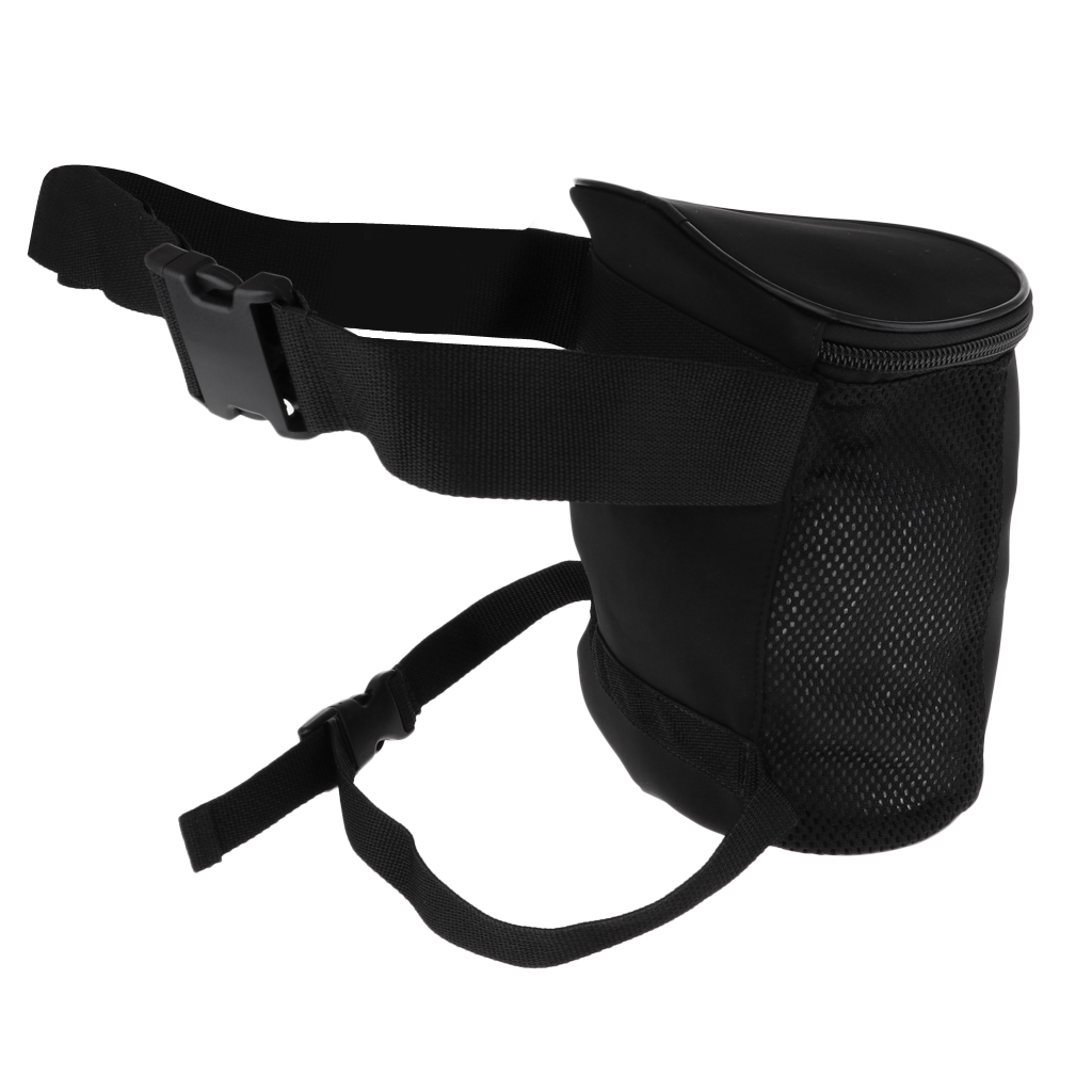 Heavy Duty Scuba Diving Snorkeling Mesh Waist Bag Pouch Carry Storage Holder For Underwater Beach