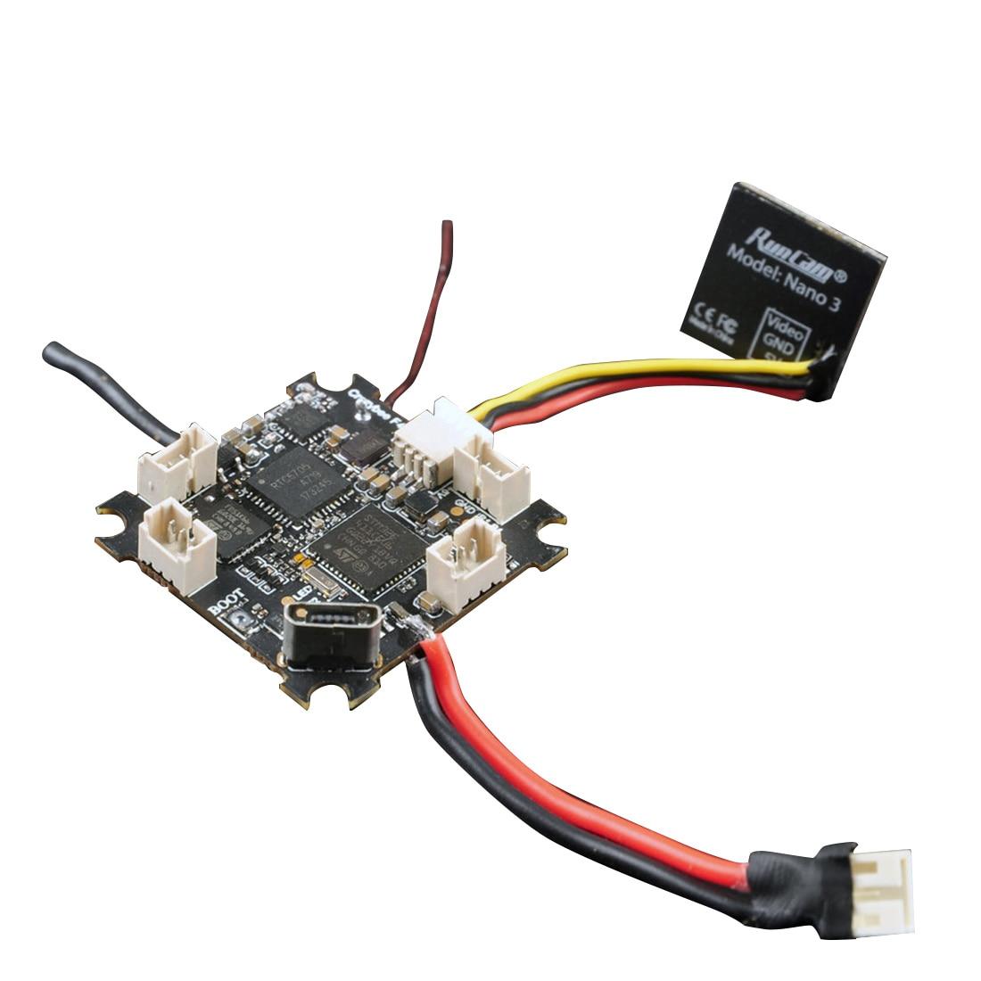 Happymodel Mobula6 Mobula 6 1S 65 мм бесщеточный гоночный Дрон Bwhoop FPV с 4 в 1 Crazybee F4 Lite Runcam Nano3 предзаказ RC Дрон