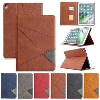 цена на Case For iPad Pro 10.5 2019 Smart Cover for ipad pro 10.5 Air 3 PU leather cover stand for ipad pro 10.5 inch Auto Sleep/wake