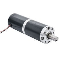 Planetary Geared Motor with Long Life/TGX50RHH High Torque Planet DC Gear Motor 12V/24V 4-200RPM Diameter 50mm Electric Motor