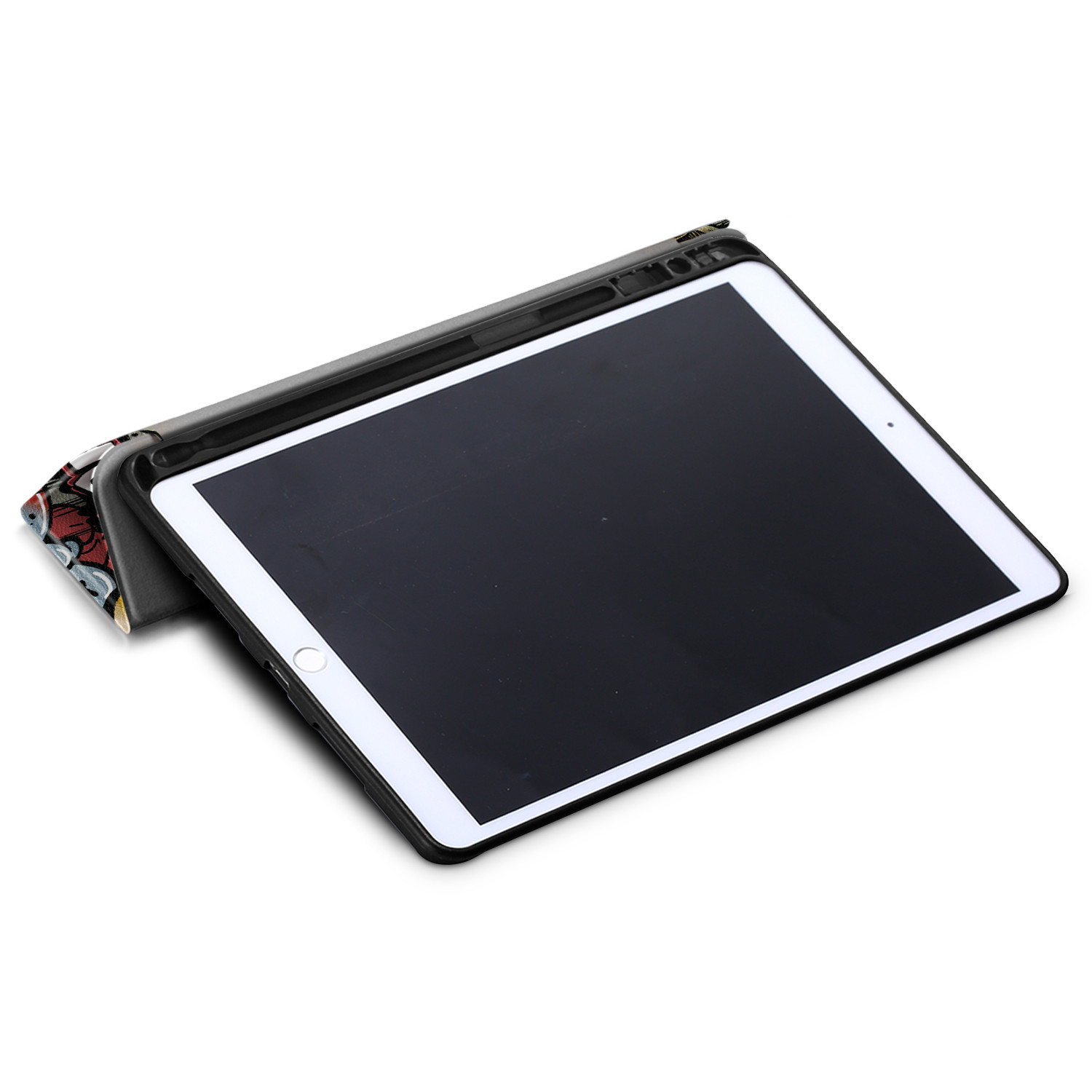 Smart For Inch Pencil Magnetic Tablet Folding 2020 10.2 Case Holder IPad Funda Stand with