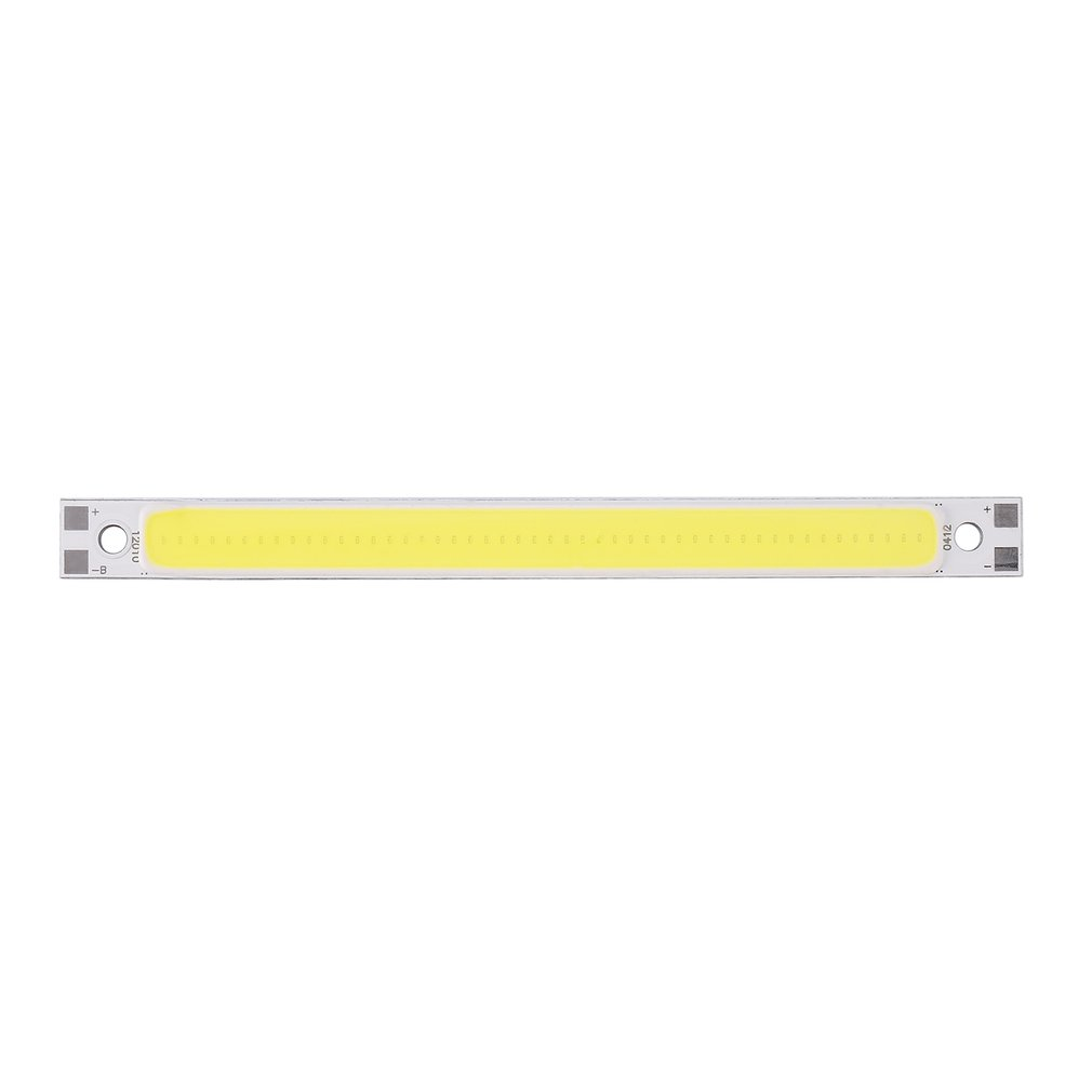 10W COB <font><b>Strip</b></font> <font><b>LED</b></font> light 12V Super Bright Source Bar Lamp Lighting for DIY Work Bicycle Outdoor Home Kit image