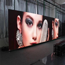 P3.91 indoor LED panel ,SMD 1/16 scan,500X500 aluminium die casting cabinet, full color video led display screen, led video wall