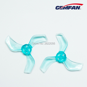 4Pairs 8pcs shaft 1mm 3-Blade Gemfan 1635 1.6x3.5x3 40mm CCW/CW propeller Hollow cup brushless motor RC Drone airplane parts