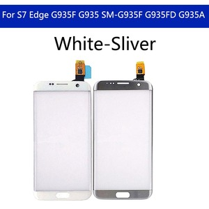 "Image 5 - מקורי 5.5 ""עבור Samsung Galaxy S7 קצה G935F G935 SM G935F G935FD G935A מגע חיישן זכוכית החלפת פנל אין LCD"