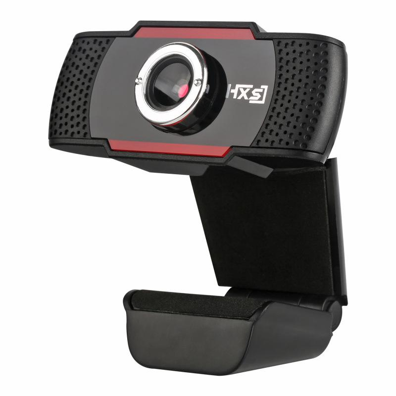 USB Web Cam Webcam PC Camera with Absorption Microphone MIC for Skype for Android TV Rotatable Computer Camera
