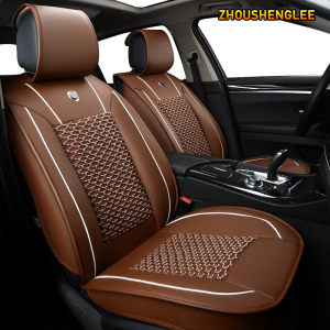ZHOUSHENGLEE 1 pcs car seat cover For Chrysler 300C PT Cruiser Grand Voyager Sebring car styling auto accessories car covers(China)