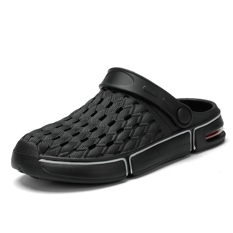 Купить 2020 мужская летняя повседневная обувь пляжная мужские сандалии