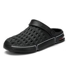2020 Мужская Летняя Повседневная обувь пляжная мужские сандалии