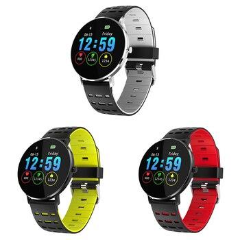 L6 Smartwatch Fitness Bracelet Tracker Heart Rate Monitor IP68 Waterproof Wristwatches Bluetooth Smart Watch Men Women