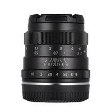 Andoer 50มม.F1.8ดิจิตอลกล้องขนาดใหญ่เลนส์กล้องเลนส์สำหรับSony A5000 A6000 A6300 A6500 A7 A7R A7 II A7RII A7S A7S II