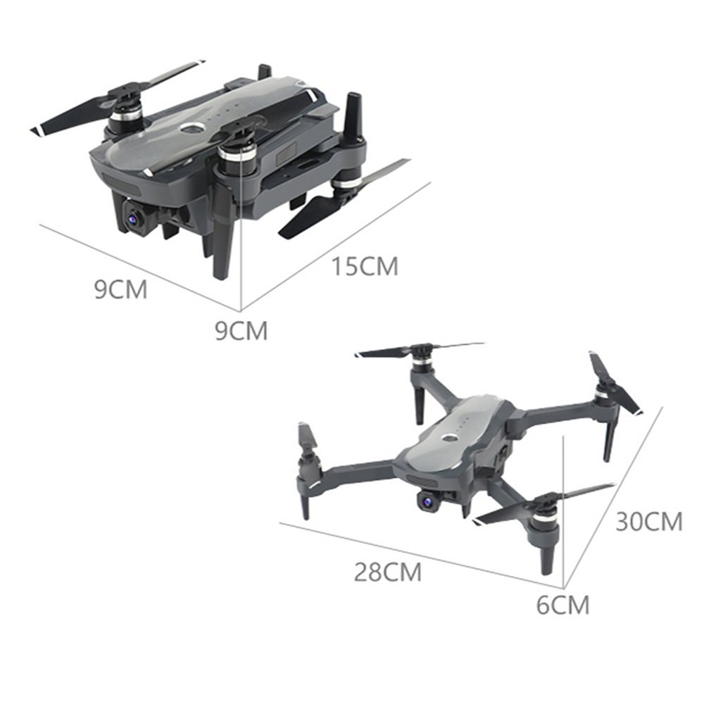 RC Drone ESC 5G GPS WiFi FPV with 4K Camera 25mins Flight Time Brushless 1800m Control Distance Foldable Kids Birth Gift