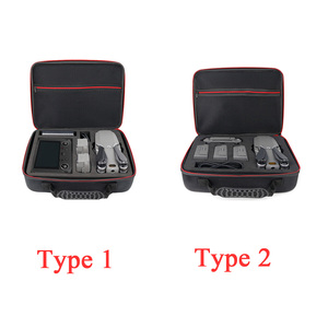 Image 3 - Para mavic 2 caso de transporte saco de armazenamento casca dura para mavic 2 pro/zoom câmera zangão e inteligente caixa controlador