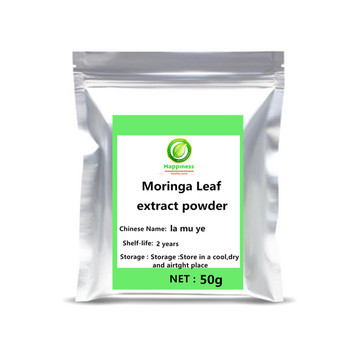 High quality moringa oleifera leaf extract powder 1pc festival top supplement  anti-cancer body face glitter improve sleep free 2020 hot sale nicotinamide mononucleotide nmn powder extract nicotinamide riboside 1pc festival skin body glitter free shipping