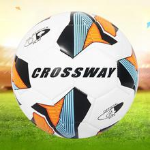 Crossway Game Football Waterproof Indeformable Soft No.4 Kids Mini Competition Football for Students