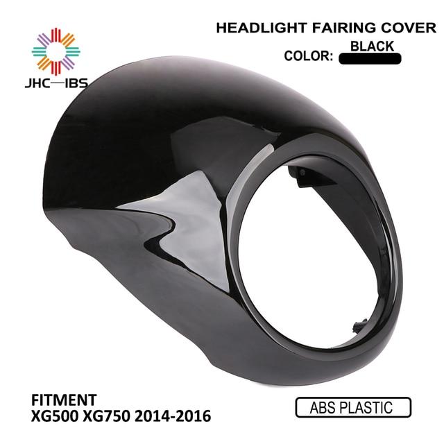 Motorcycle Headlight Headlamp Fairing Mask Cover Guard For Harley Davidson Street XG500 XG750 XG 500 750 2014 2015 2016 1