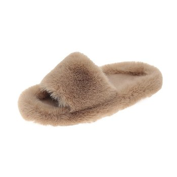 Women Slippers Winter Plush Warm Home Shoes Cute soft flurry Ladies Casual Indoor outdoor fashion Female Footwear shoes 8hb6 women slippers indoor shoes winter soft home slippers plush warm non slip fur shoes flat casual female