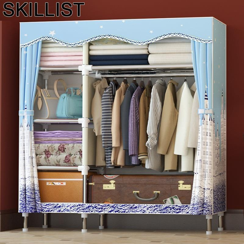 Ropa Armario Armazenamento Dresser Storage Rangement Chambre Bedroom Furniture font b Closet b font Mueble De