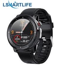 Smart-Watch Camera-Control Flashlight Sport-Bracelet with Bluetooth Waterproof Music