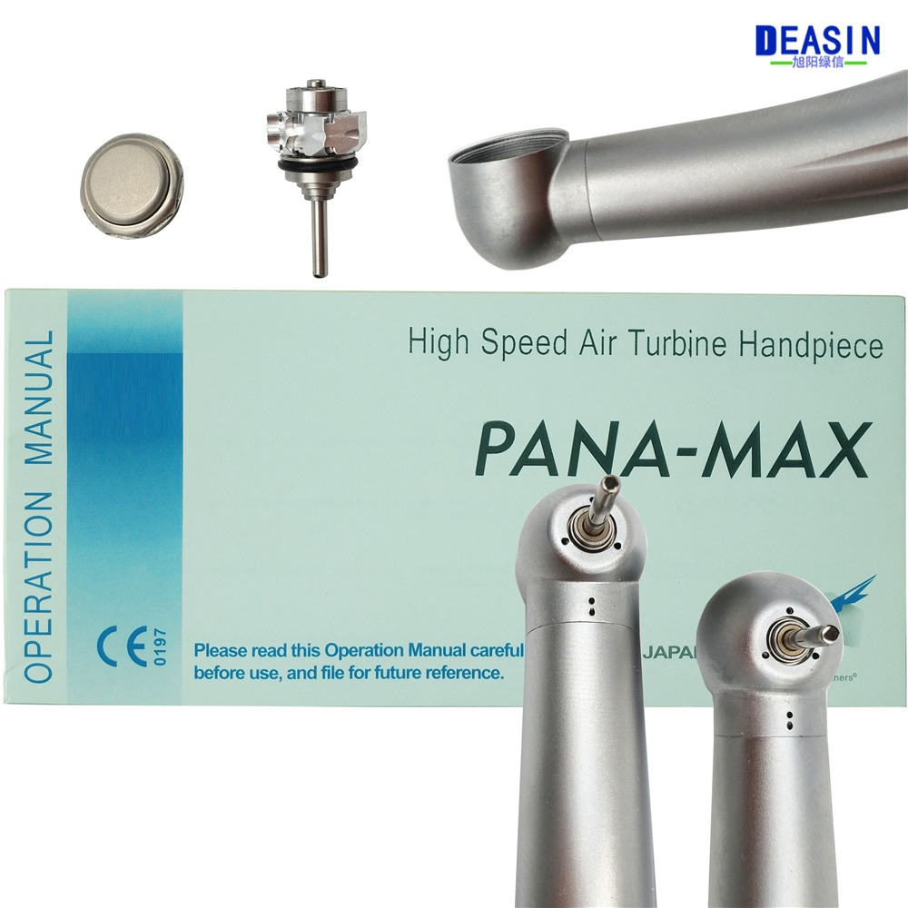 1 Pc Dental Panamax High Speed Handpiece Air Rotor Cartridge Dental Material Spare Parts