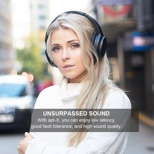 Image 4 - Cowin SE7 ไร้สายบลูทูธหูฟังหูฟังแบบ Over EAR ชุดหูฟังแบบพกพาสำหรับโทรศัพท์เพลง apt X