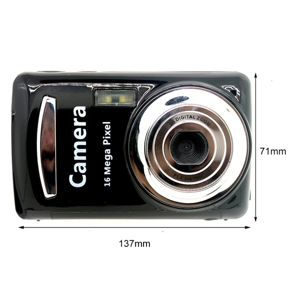 H1d50fafd864f445592115457b427a4f6Q XJ03 Children's Durable Digital Camera Practical 16 Million Pixel Compact Home  Portable Cameras for Kids Boys Girls