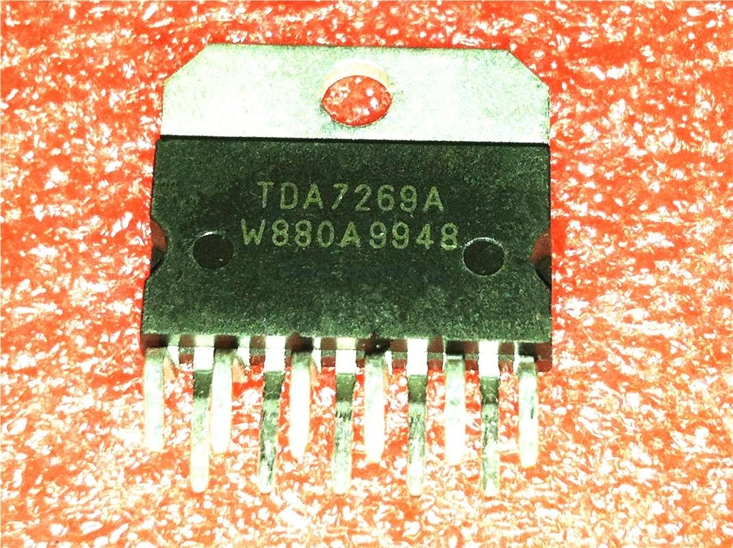 5pcs/lot TDA7269A TDA7269 ZIP-11 In Stock
