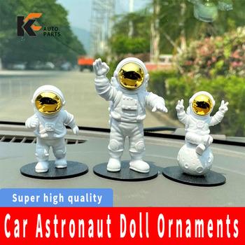 Ozdoby samochodowe ozdoby astronautów w samochodzie ozdoby dla lalek astronautów samochodowych ozdoby samochodowe astronauta tanie i dobre opinie CN (pochodzenie) Światłowód plastikowy