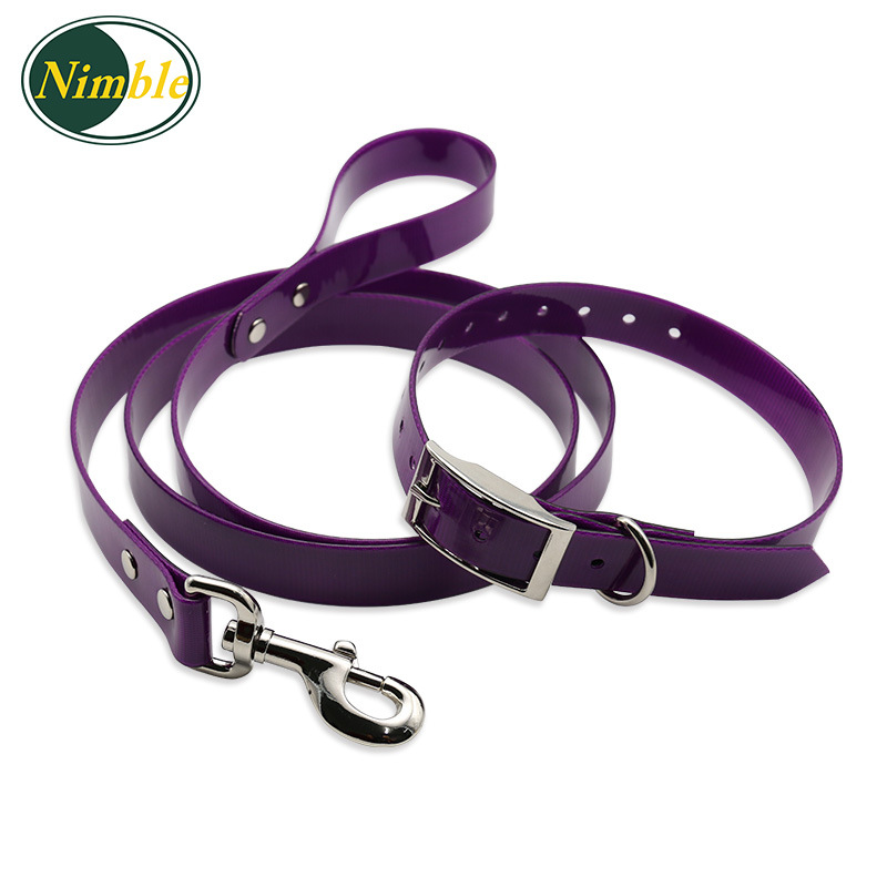 Waterproof TPU Pet Dog Collar Traction Belt Car Mounted Safety Belt Dog Rope Pet Supplies