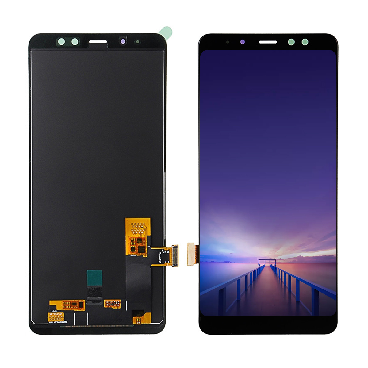 Catteny Replacement 6.0Inch <font><b>A8</b></font> Plus LCD For Samsung Galaxy A730 LCD A8Plus <font><b>A8</b></font>+ <font><b>2018</b></font> Duos <font><b>Display</b></font> Touch Screen Digitizer Assembly image