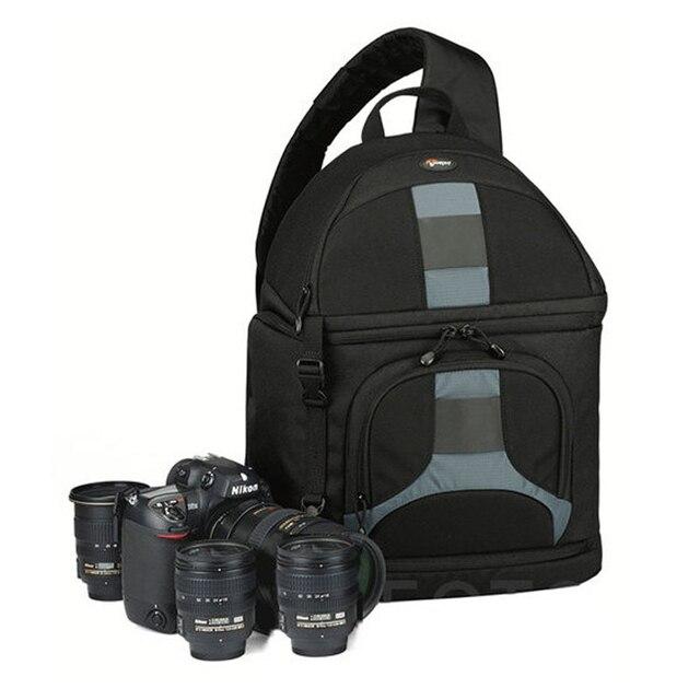 Lowepro SlingShot 300 AW  DSLR Camera Photo Sling Shoulder Bag with Weather Cover Free Shipping