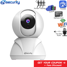 ZYsecurity 1080p Home Security PTZ IP Camera Wireless Baby Monitor Smart Auto Human Tracking CCTV Video Surveillance