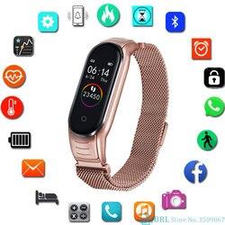 Fashion Digital Watch Women Men Sport bracelet Electronic LED Ladies Wrist Watch Luxury Clock Male Stainless Steel Wristwatch