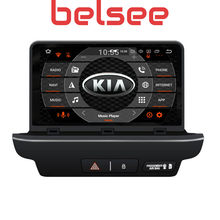 Belsee Aftermarket Kia Ceed 2018 2019 2020 Android Auto Head Unit Car Stereo Radio Multimedia Player Octa Core Ram 4G+64GB DSP(China)