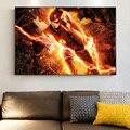 De Flash En De Groene Pijl Superhero Tv Series Poster En Prints Comics Foto Op Canvas Wall Art Schilderen Voor woonkamer